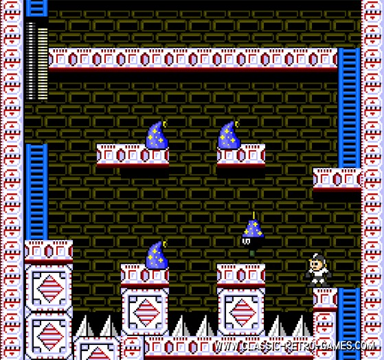 Mega Man remake screenshot