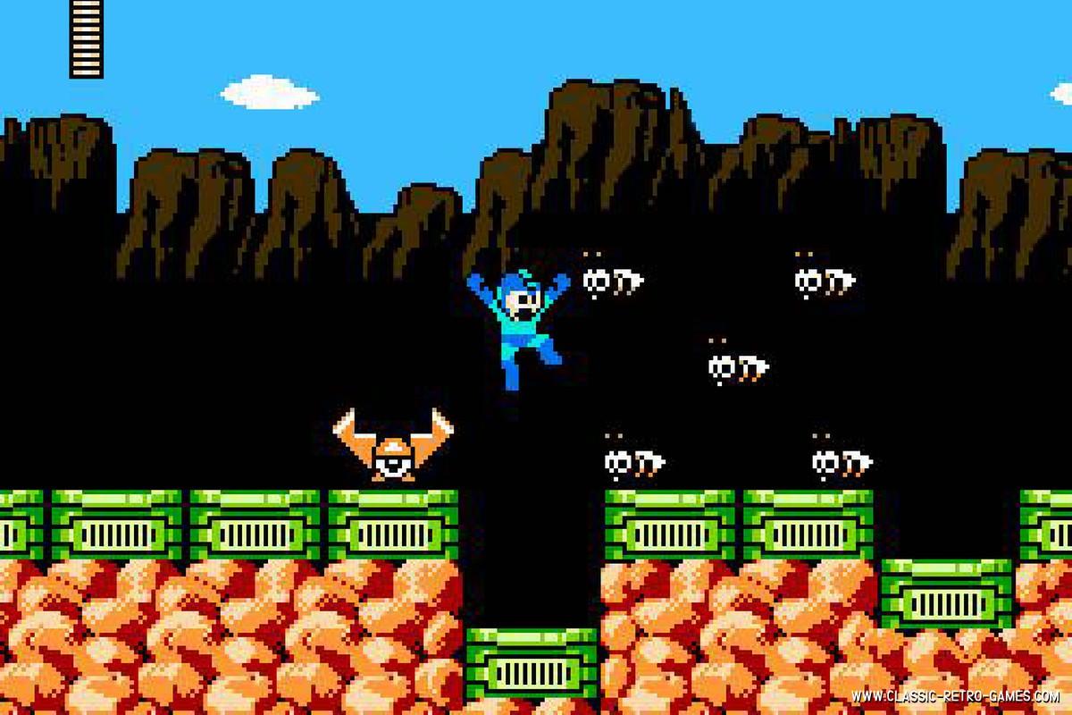 Mega Man original screenshot