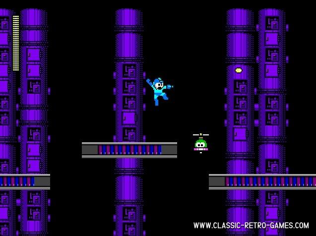 Mega Man remake screenshot