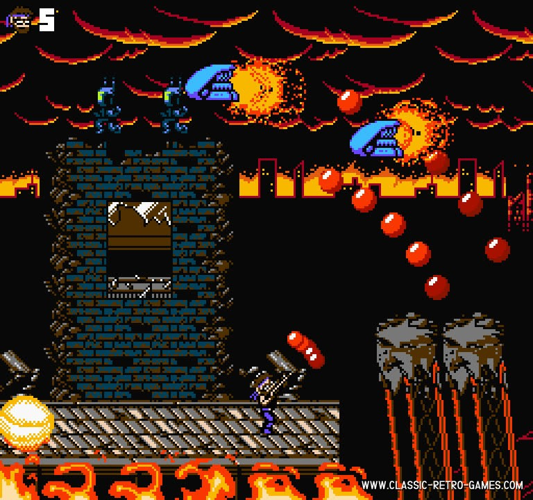 Contra III remake screenshot