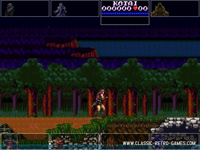 Castlevania remake screenshot