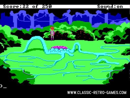 Space Quest II original screenshot