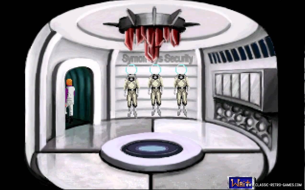 Space Quest II remake screenshot