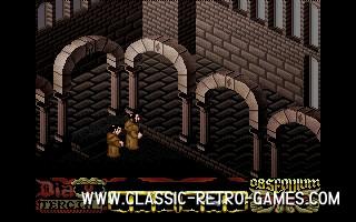 La Abadia del Crimen remake screenshot