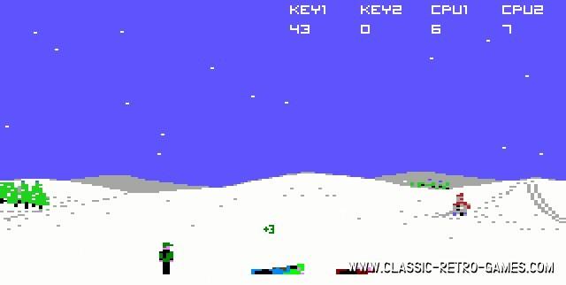 Snowball Sunday remake screenshot