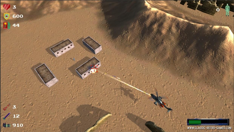 Desert Strike remake