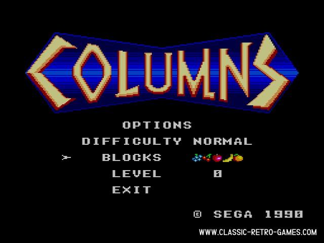 Columns original screenshot