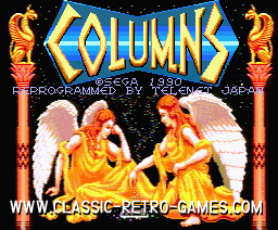 Columns original screenshot