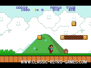 Super Mario Bros. 2 remake screenshot